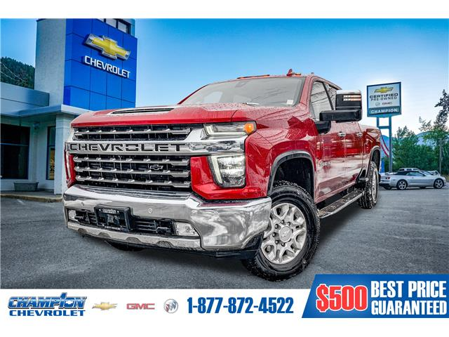 2020 Chevrolet Silverado 3500HD LTZ (Stk: 20-65) in Trail - Image 1 of 29