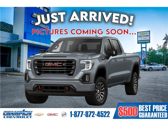 2021 GMC Sierra 1500 AT4 (Stk: 21-61) in Trail - Image 1 of 10