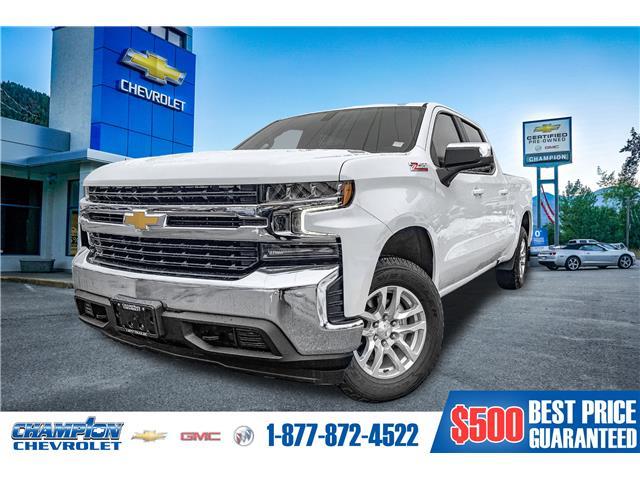 2021 Chevrolet Silverado 1500 LT (Stk: 21-57) in Trail - Image 1 of 28