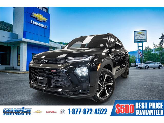 2021 Chevrolet TrailBlazer RS (Stk: 21-67) in Trail - Image 1 of 23