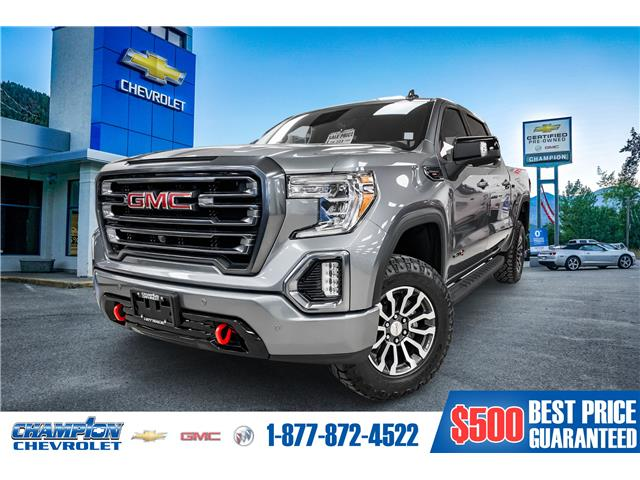 2021 GMC Sierra 1500 AT4 (Stk: 21-64) in Trail - Image 1 of 28