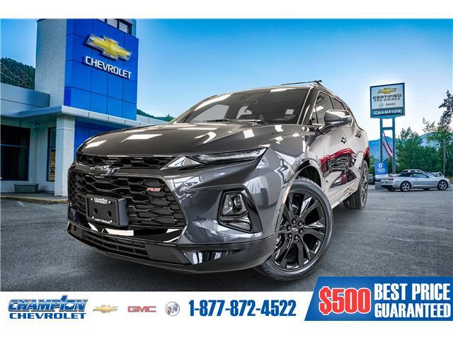 2021 Chevrolet Blazer RS (Stk: 21-63) in Trail - Image 1 of 30