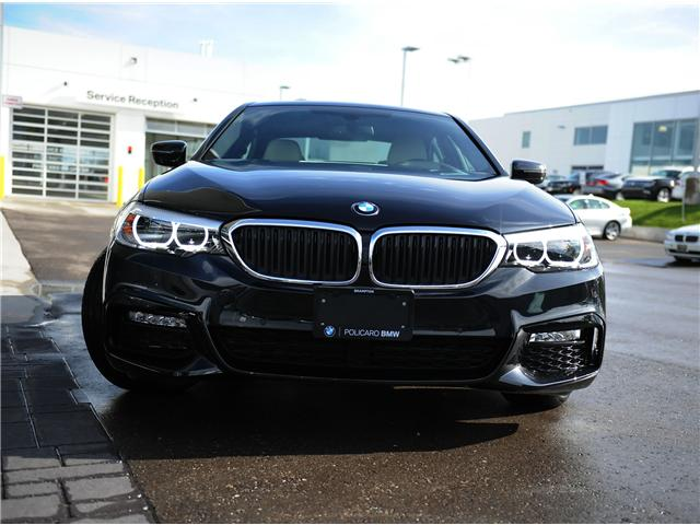 2018 BMW 540 i xDrive (Stk: 8A04118) in Brampton - Image 3 of 13