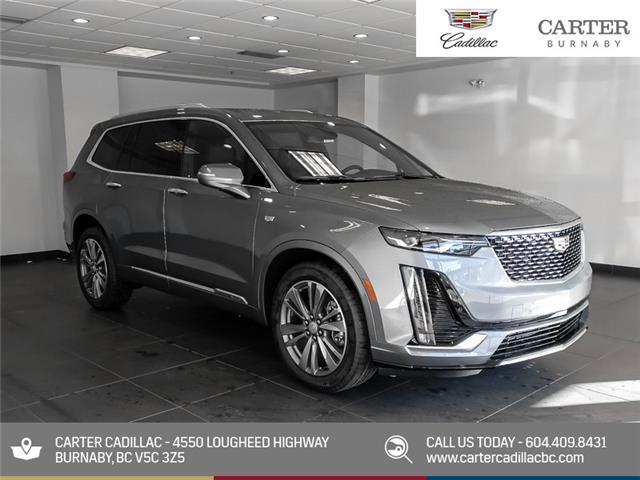 2021 Cadillac XT6 Premium Luxury (Stk: C1-57630) in Burnaby - Image 1 of 24