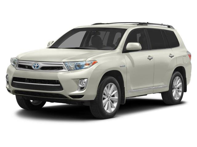 2013 Toyota Highlander Hybrid Limited (Stk: 210019A) in Cochrane - Image 1 of 8