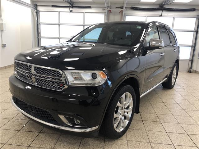 2018 Dodge Durango Citadel (Stk: 210041A) in Cochrane - Image 1 of 30