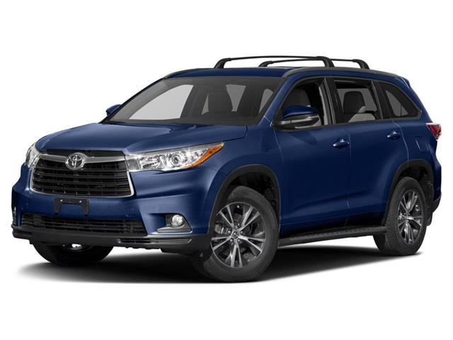2016 Toyota Highlander XLE (Stk: 200597A) in Cochrane - Image 1 of 9