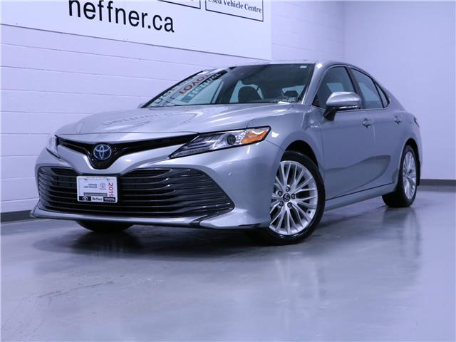 2019 Toyota Camry Hybrid XLE (Stk: 206005) in Kitchener - Image 1 of 24