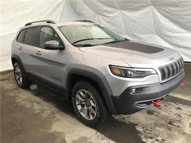 2021 Jeep Cherokee Trailhawk (Stk: 211031) in Thunder Bay - Image 1 of 14
