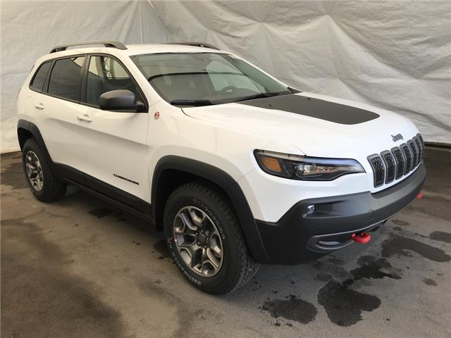 2021 Jeep Cherokee Trailhawk (Stk: 211039) in Thunder Bay - Image 1 of 20