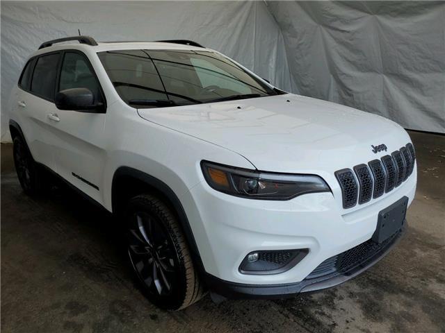 2021 Jeep Cherokee North (Stk: 211073) in Thunder Bay - Image 1 of 16