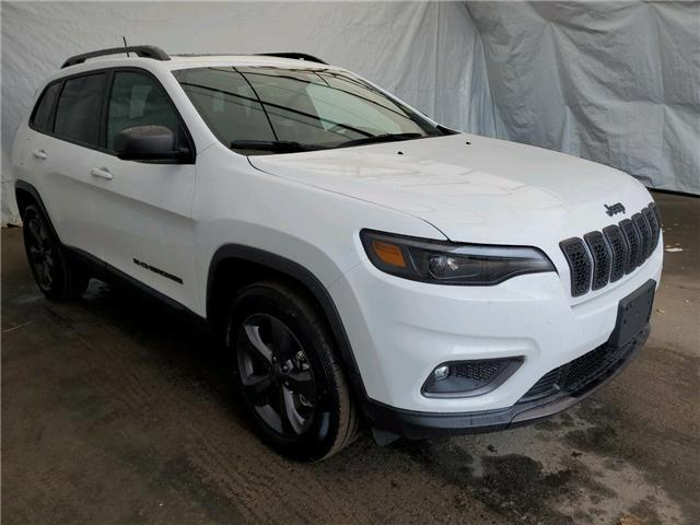 2021 Jeep Cherokee North (Stk: 211072) in Thunder Bay - Image 1 of 17