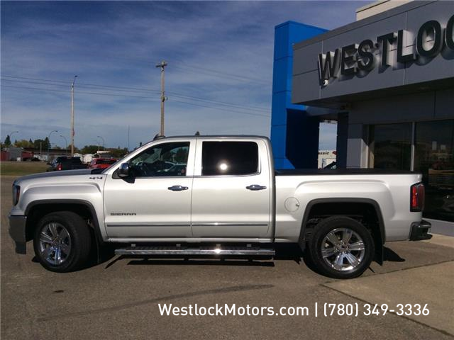 2016 GMC Sierra 1500 SLT (Stk: 17T314A) in Westlock - Image 2 of 29