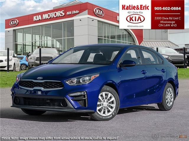 2020 Kia Forte LX (Stk: FO20100) in Mississauga - Image 1 of 23