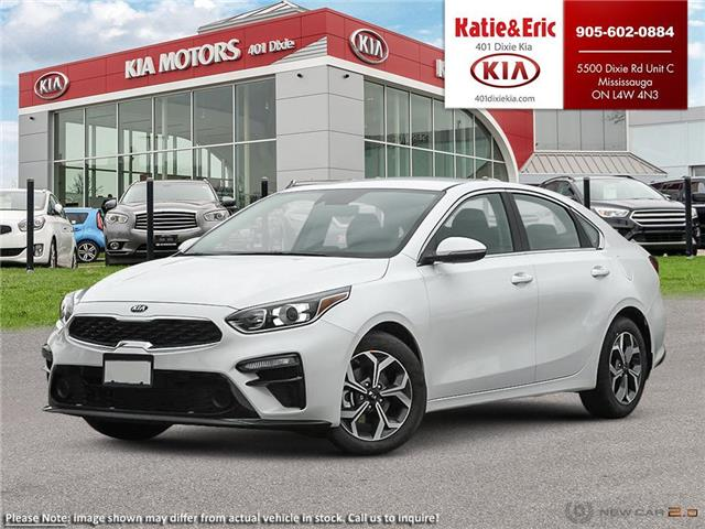 2021 Kia Forte EX (Stk: FO21002) in Mississauga - Image 1 of 21