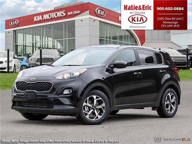 2021 Kia Sportage LX (Stk: ST21003) in Mississauga - Image 1 of 23