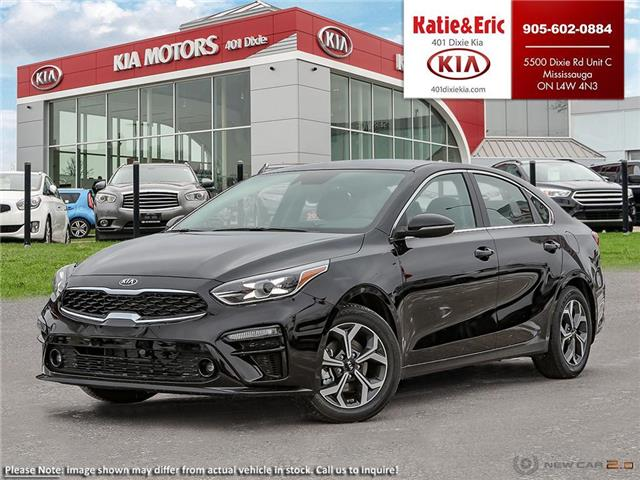 2021 Kia Forte EX (Stk: FO21004) in Mississauga - Image 1 of 23