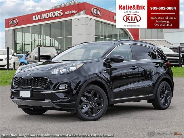 2021 Kia Sportage EX S (Stk: ST21010) in Mississauga - Image 1 of 23