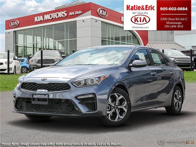 2021 Kia Forte EX (Stk: FO21000) in Mississauga - Image 1 of 21