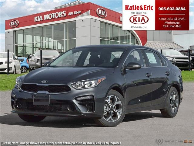 2021 Kia Forte EX (Stk: FO21005) in Mississauga - Image 1 of 20