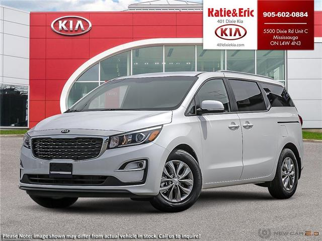 2021 Kia Sedona LX+ (Stk: SD21003) in Mississauga - Image 1 of 23