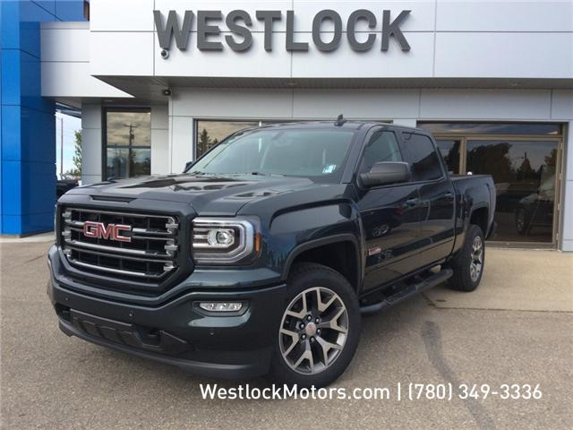 2018 GMC Sierra 1500 SLT (Stk: 18T25) in Westlock - Image 1 of 29