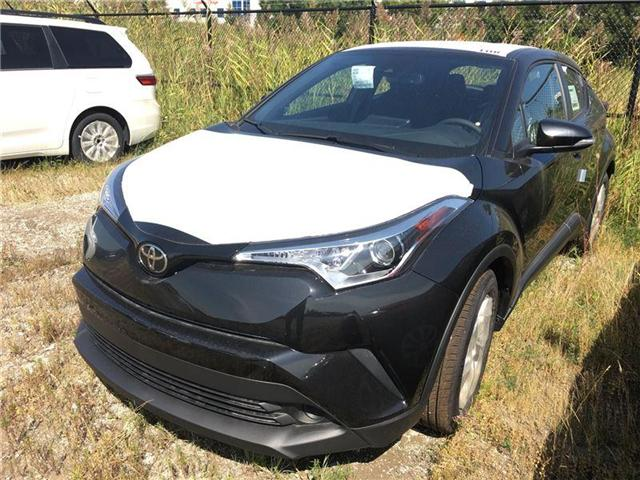 2018 Toyota C-HR XLE (Stk: 27820) in Brampton - Image 1 of 5