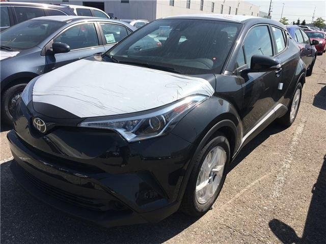 2018 Toyota C-HR XLE (Stk: 27625) in Brampton - Image 1 of 4