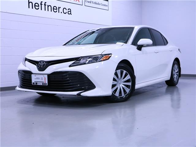 2018 Toyota Camry L (Stk: 205980) in Kitchener - Image 1 of 22
