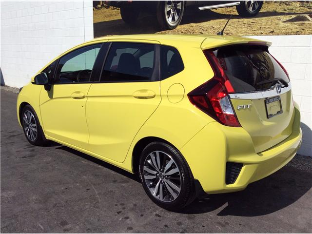 2016 Honda Fit EX (Stk: B11480) in North Cranbrook - Image 3 of 19