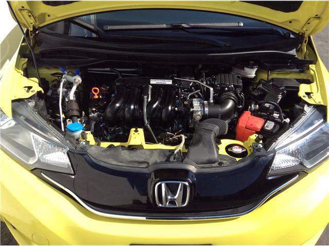 2016 Honda Fit EX (Stk: B11480) in North Cranbrook - Image 16 of 19