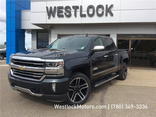 2018 Chevrolet Silverado 1500 High Country (Stk: 18T19) in Westlock - Image 1 of 30
