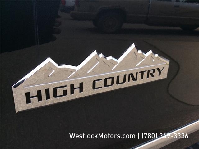 2018 Chevrolet Silverado 1500 High Country (Stk: 18T19) in Westlock - Image 11 of 30