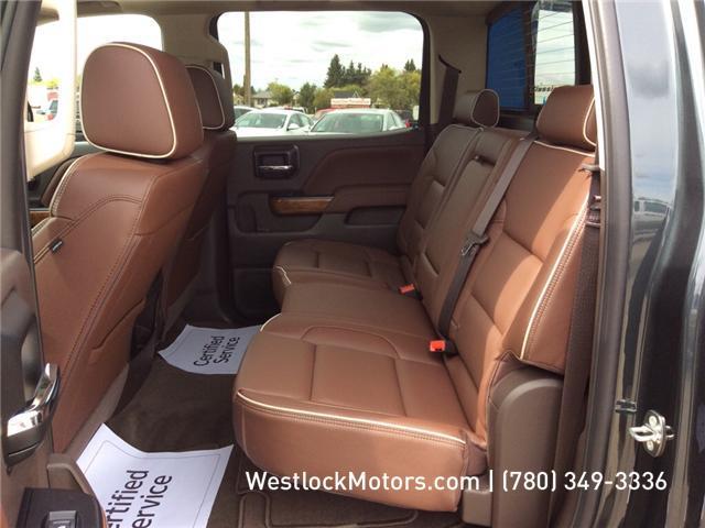 2018 Chevrolet Silverado 1500 High Country (Stk: 18T19) in Westlock - Image 12 of 30