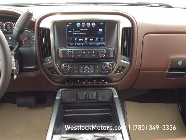 2018 Chevrolet Silverado 1500 High Country (Stk: 18T19) in Westlock - Image 14 of 30