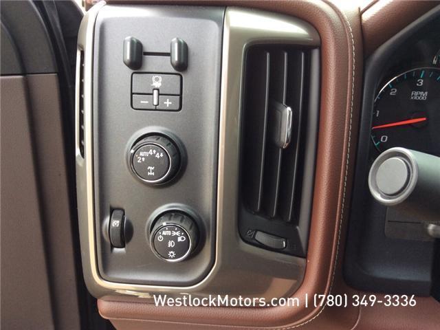 2018 Chevrolet Silverado 1500 High Country (Stk: 18T19) in Westlock - Image 18 of 30