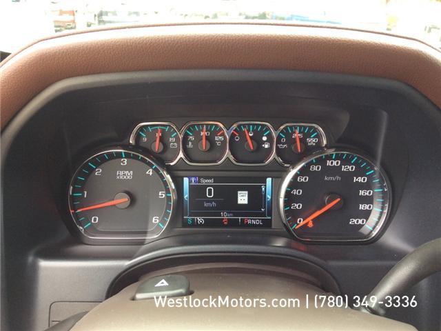 2018 Chevrolet Silverado 1500 High Country (Stk: 18T19) in Westlock - Image 21 of 30