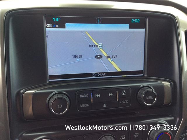 2018 Chevrolet Silverado 1500 High Country (Stk: 18T19) in Westlock - Image 26 of 30