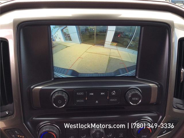 2018 Chevrolet Silverado 1500 High Country (Stk: 18T19) in Westlock - Image 27 of 30