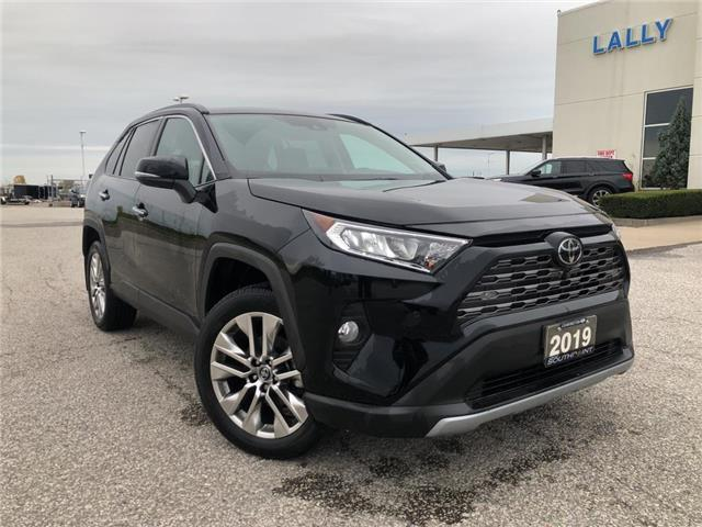 2019 Toyota RAV4 Limited (Stk: S10560) in Leamington - Image 1 of 25