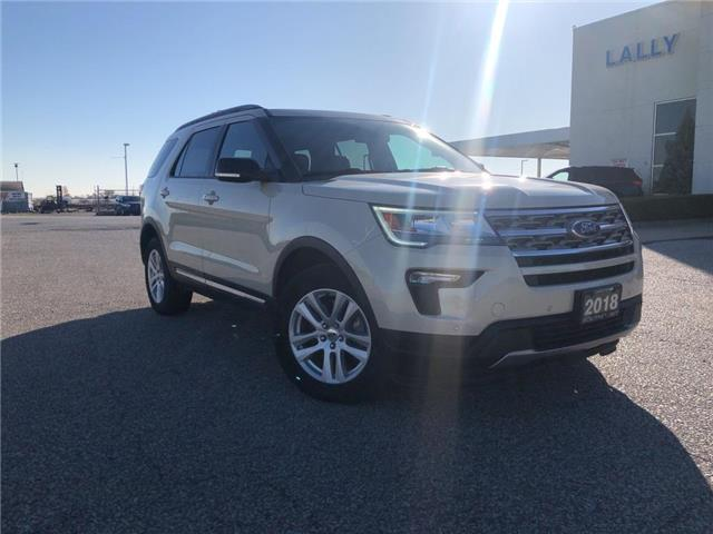 2018 Ford Explorer XLT (Stk: S10564A) in Leamington - Image 1 of 25