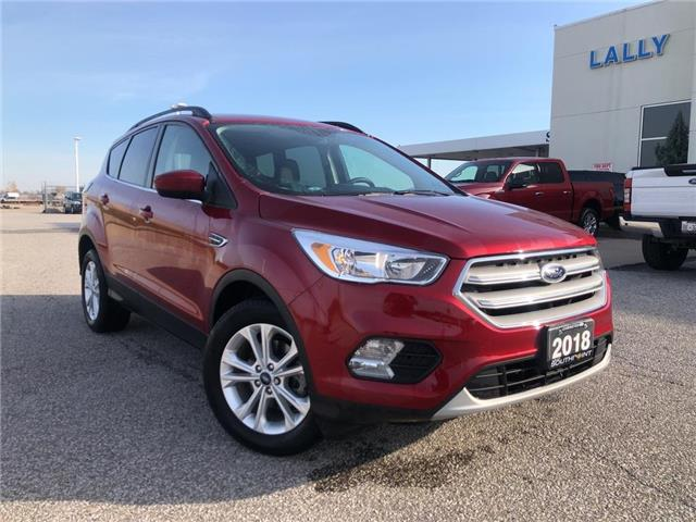 2018 Ford Escape SE (Stk: S6619A) in Leamington - Image 1 of 24