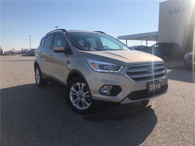 2018 Ford Escape SEL (Stk: S27060A) in Leamington - Image 1 of 23