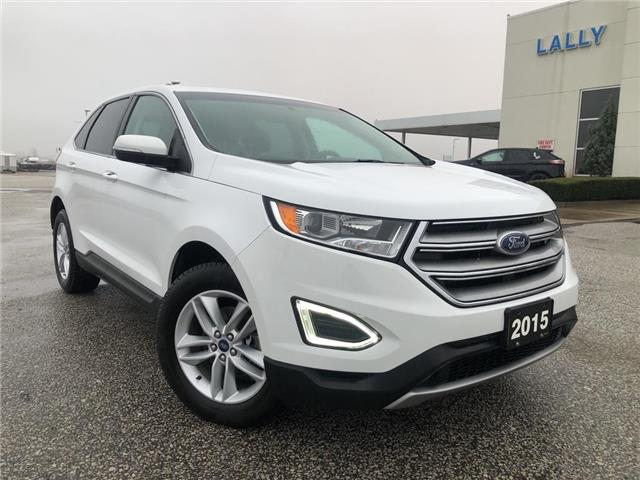 2015 Ford Edge SEL (Stk: S6809B) in Leamington - Image 1 of 23