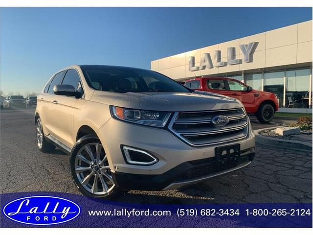 2018 Ford Edge Titanium (Stk: 8218A) in Tilbury - Image 1 of 21