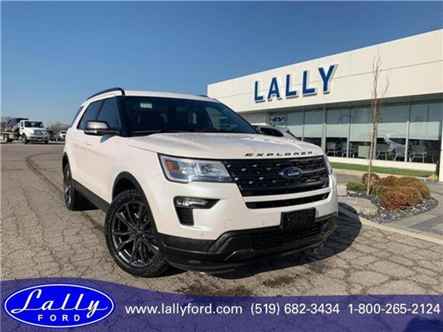 2018 Ford Explorer XLT (Stk: 6343A) in Tilbury - Image 1 of 21