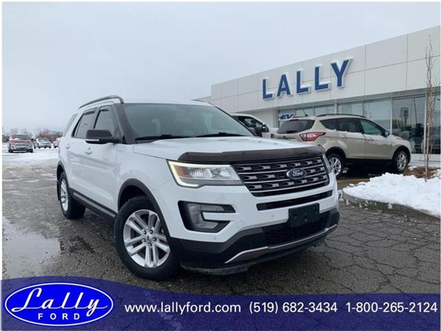 2017 Ford Explorer XLT (Stk: 27126A) in Tilbury - Image 1 of 18