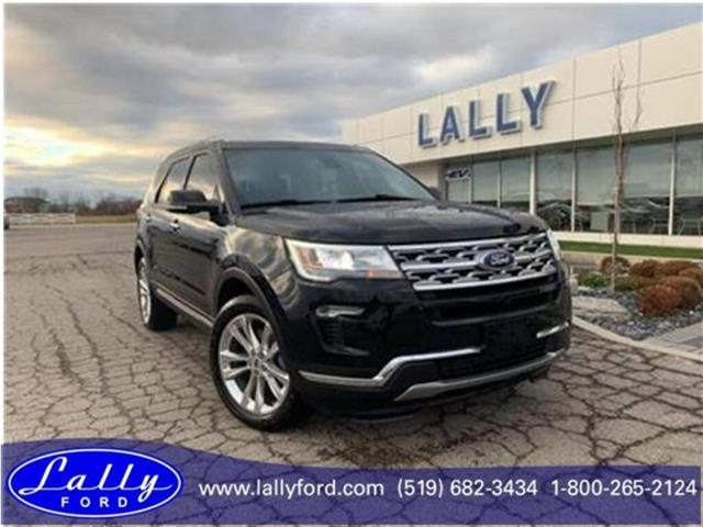 2019 Ford Explorer Limited (Stk: 26987A) in Tilbury - Image 1 of 21