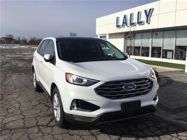 2020 Ford Edge SEL (Stk: EG27157) in Tilbury - Image 1 of 8