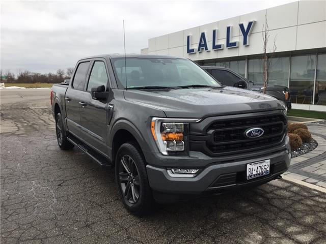 2021 Ford F-150 XLT (Stk: FF26986) in Tilbury - Image 1 of 16